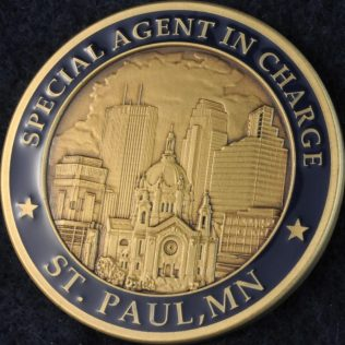 US HSI Special Agent in Charge St-Paul MN