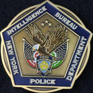 US NYPD International Domestic Liaison Unit
