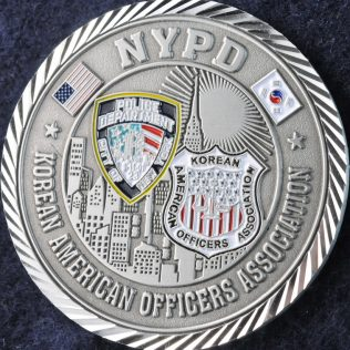 US NYPD Korean American Officers Association
