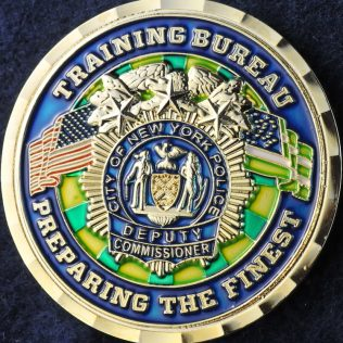 US NYPD Training Bureau