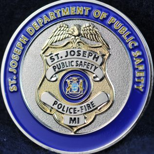 US St-Joseph Department of Public Safety