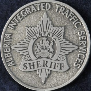 Alberta Integrated Traffic Services (silver)