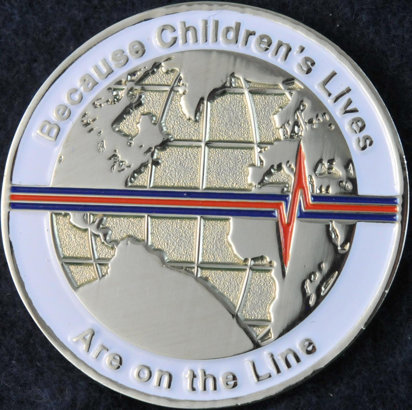 Bc Provincial Child Exploitation Strategy Challengecoins Ca