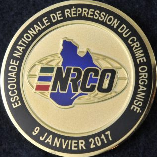 Escouade Nationale de Répression du Crime Organisé (ENRCO)