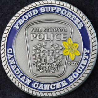 Peel Regional Police - Cops for Cancer