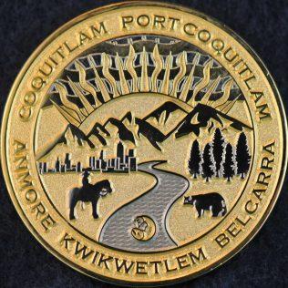 RCMP E Division Coquitlam Detachment