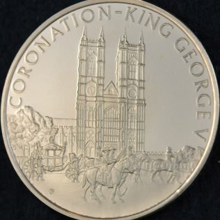 RCMP Coronation - King George V
