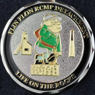 RCMP D Division Flin Flon Detachment