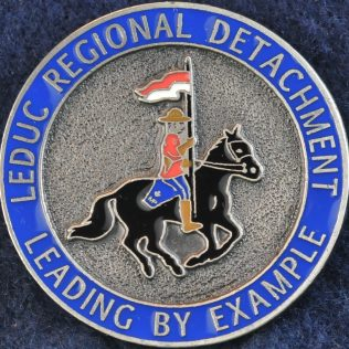 RCMP K Division Leduc Regional Detachment