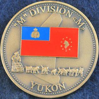 RCMP M Division Yukon