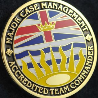 RCMP Major Case Management BC Accredited Team Commander