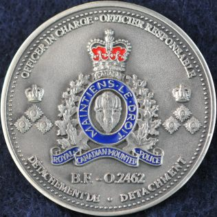 RCMP E Division Surrey Detachment Officer in Charge Bill Fordy