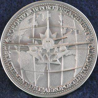 RCMP O Division Toronto Airport Detachment