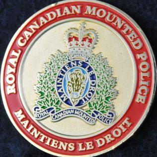 RCMP Troop 20 Constable Mathew Clarabut