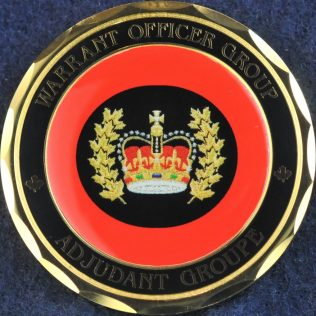 RCMP Warrant Officer Group