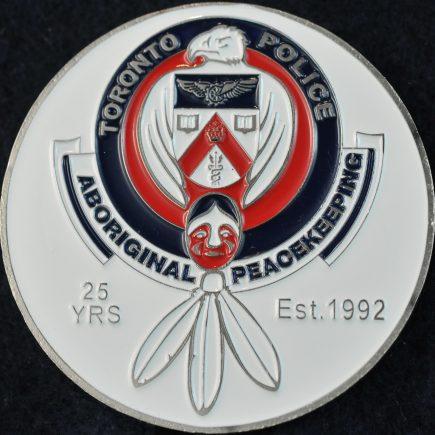 Toronto Police Service Aboriginal Peacekeeping