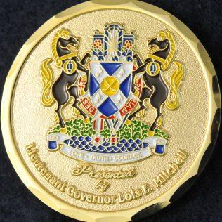 Alberta Lieutenant Governor Lois E Mitchell