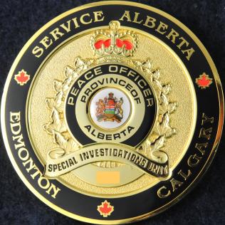 Alberta Special Investigations Unit