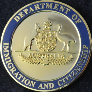 Australia Department of Immigration and Citizenship
