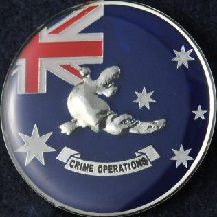 Australian Federal Police Crime Operations