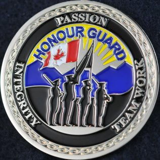 BC Corrections - Provincial Honour Guard