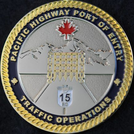 Canada Border Services Agency Pacific Highway Port of Entry