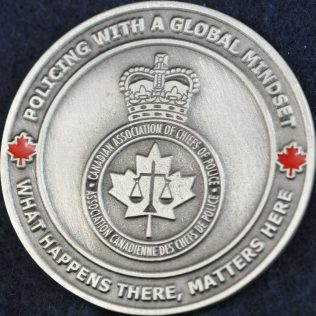 Canadian Association of Chiefs of Police 2016