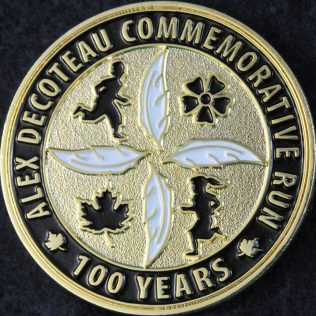 Edmonton Police Service - Alex Decoteau Commemorative Run