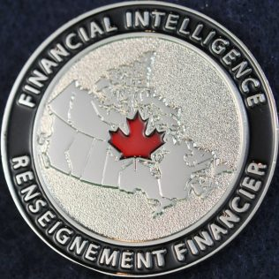 Canada Financial Intelligence - FINTRAC CANAFE