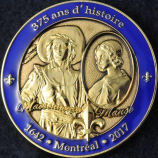 Grand Bal Militaire de Montreal 375 anniversaire