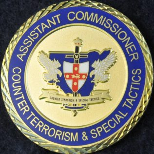 New South Wales Police Force - Counter Terrorism and Special Tactics