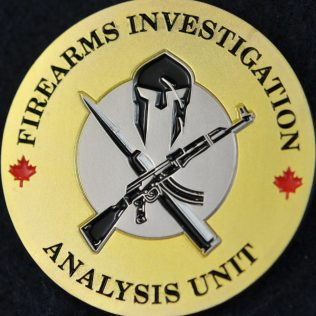Toronto Police Service - Firearms Investigation Analysis Unit