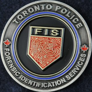 Toronto Police Service - Forensic Identification Services New