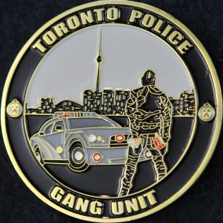 Toronto Police Service - Gang Unit