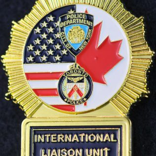 Toronto Police Service - International Liaison Unit NYPD