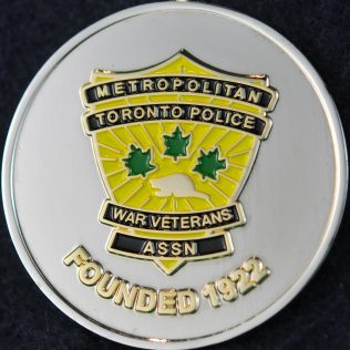 Toronto Police Service - Military Veterans Association