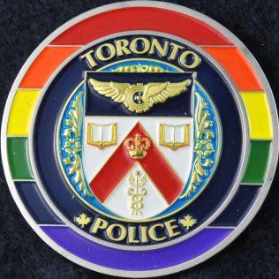 Toronto Police Service - PRIDE in policing