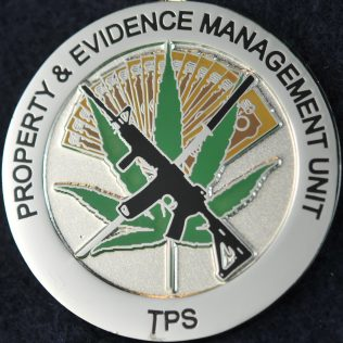Toronto Police Service - Property and Evidence Management Unit