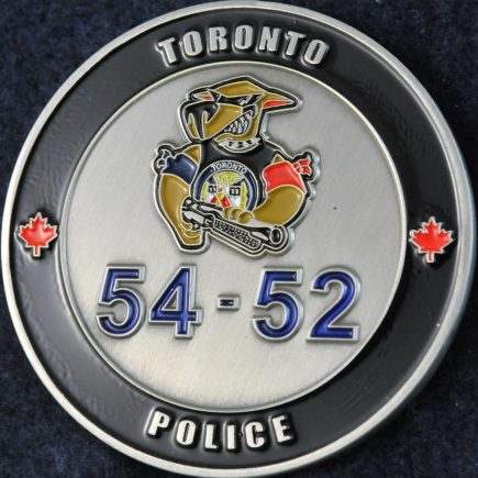Toronto Police Service - Sgt. Ryan RUSSELL