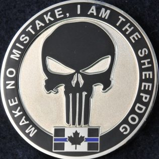 Toronto Police Service - Sheepdog