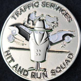 Toronto Police Service Traffic Services Hit and Run Squad