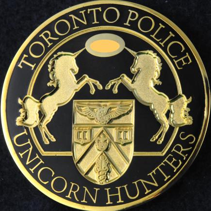 Toronto Police Service Unicorn Hunters