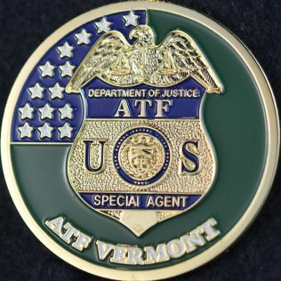 US ATF Vermont - Drug Task Force