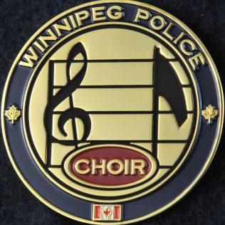 Winnipeg Police Service Choir