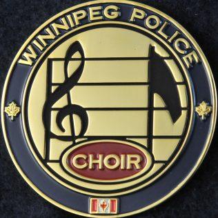 Winnipeg Police Service Choir