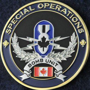 Winnipeg Police Service Special Operations Bomb Unit