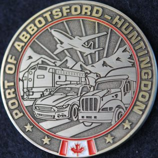 CBSA Port of Abbotsford-Huntington