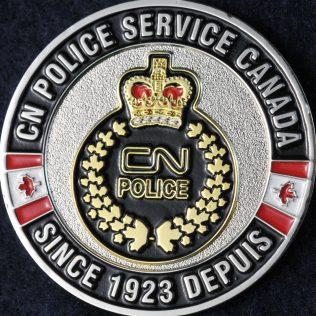 Canadian National Police Service new