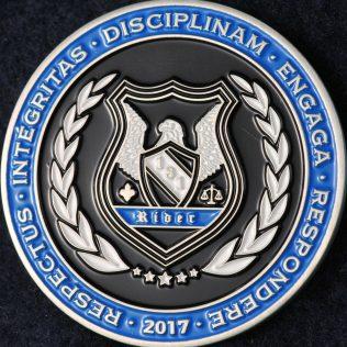 Ecole nationale de police du Quebec cohorte 181