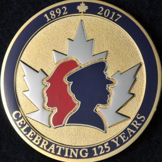 Edmonton Police Service Celebrating 125 years